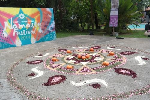 Namaste Festival 2014