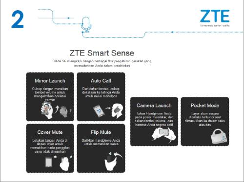 ZTE Smart Sense
