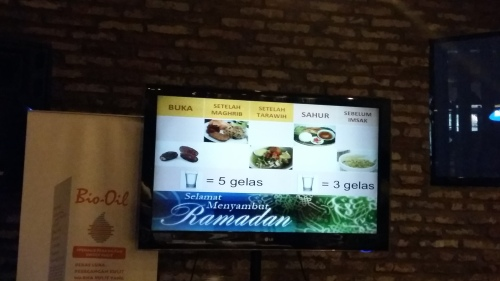 Jadwal Makan di Bulan Ramadhan