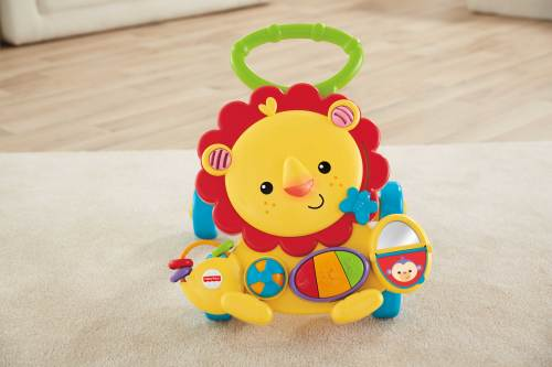 Musical Lion Walker. Courtesy by Fisher Price®