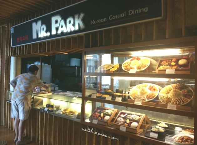 mr.park grand indonesia